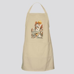 Coffee and Clown Apron