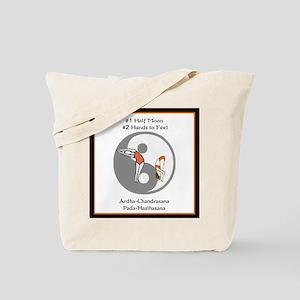 Bikram Yoga #1 Half Moon Tote Bag