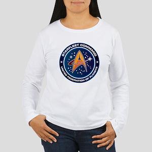 Star Trek Federation Of Planets Patch Women's Long