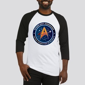 Star Trek Federation Of Planets Patch Baseball Jer