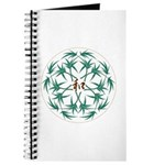 Japanese design bamboo Journal
