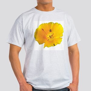 Poppy and Bug Ash Grey T-Shirt