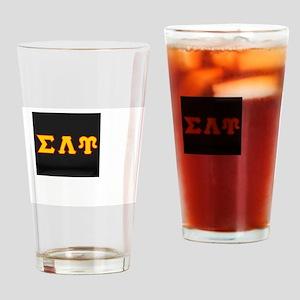 Sigma Lambda Upsilon Drinking Glass