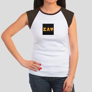 Sigma Lambda Upsilon Women's Cap Sleeve T-Shirt