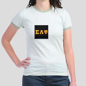 Sigma Lambda Upsilon Jr. Ringer T-Shirt