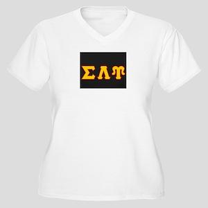 Sigma Lambda Upsilon Plus Size T-Shirt