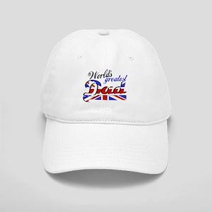 Worlds Greatest Dad Usa Flag Ornament862718013 Hats - CafePress 619e4a337218