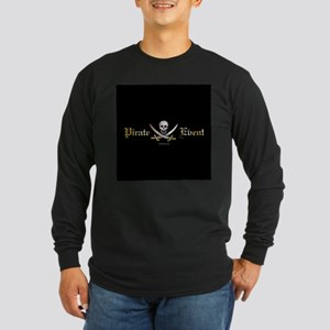 EJRS.COM Starfish Long Sleeve Dark T-Shirt