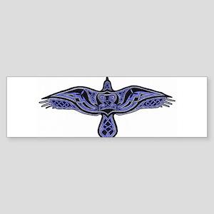 raven Bumper Sticker