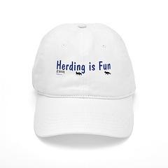 Herding is Fun Baseball Cap