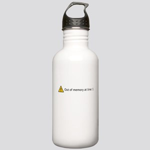 Out of memory Stainless Water Bottle 1.0L