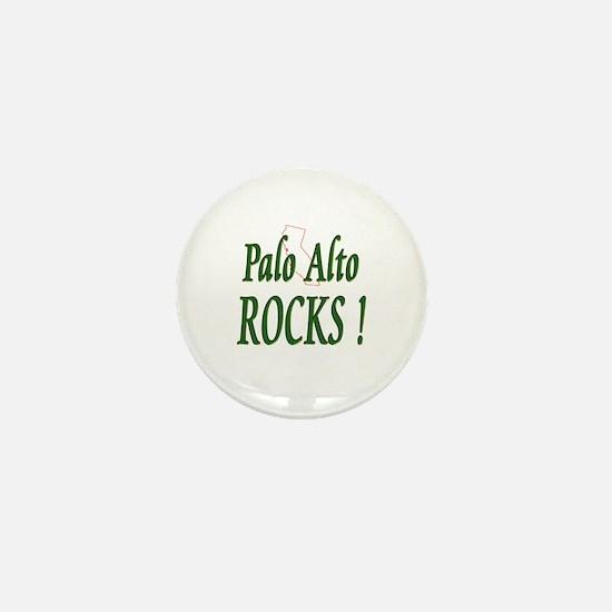 Palo Alto Rocks ! Mini Button