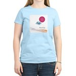 Mount Fuji(Fujisan) Women's Light T-Shirt