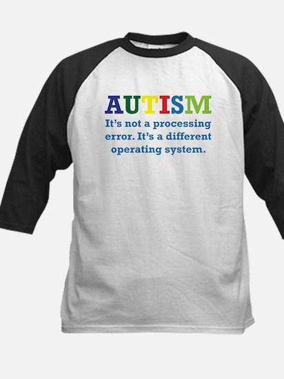 Autism awarness Baseball Jersey