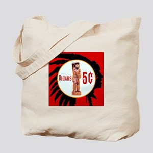 5¢ CIGARStore Indian Tote Bag