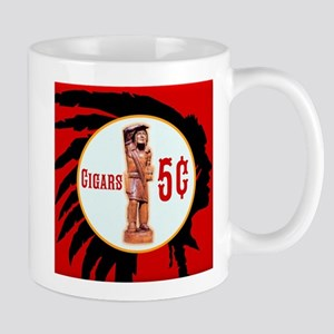 5¢ CIGARStore Indian Mug