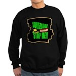 somebody stop me Jumper Sweater