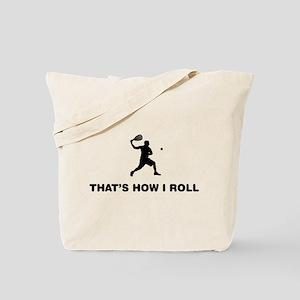 Racquetball Tote Bag