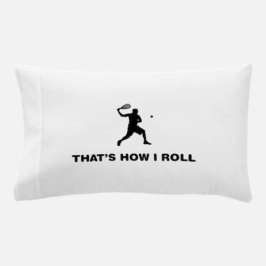 Racquetball Pillow Case