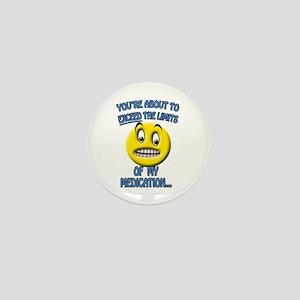 Medication Light Mini Button