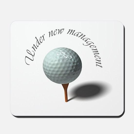 Retirement - Under New Management – Golfing Mousep