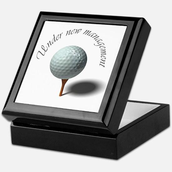 Retirement - Under New Management – Golfing Keepsa