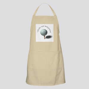 Retirement - Under New Management – Golfing Apron