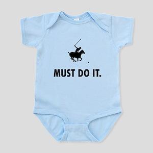 Polo Infant Bodysuit