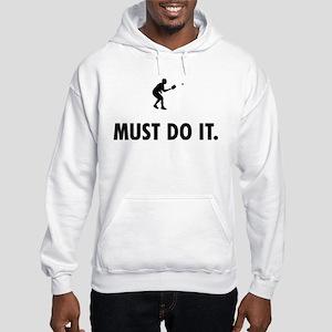 Pickleball Hooded Sweatshirt