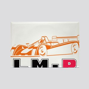 Superlite LMP- white Rectangle Magnet