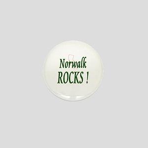 Norwalk Rocks ! Mini Button