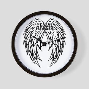 CASA Angel Wings Wall Clock