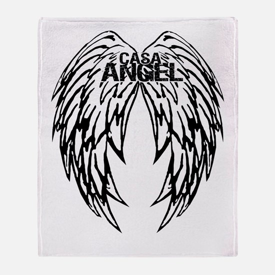 CASA Angel Wings Throw Blanket