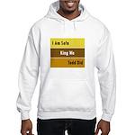 Sofa King Hooded Sweatshirt