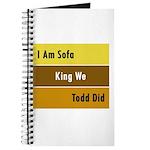Sofa King Journal