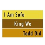 Sofa King Postcards (Package of 8)