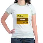 Sofa King Jr. Ringer T-Shirt