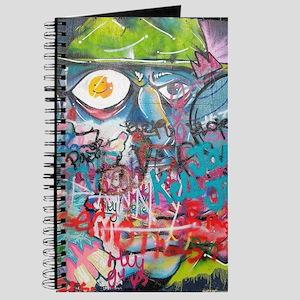 Graffiti Wall Journal