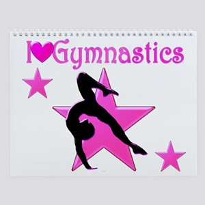 TIP TOP GYMNAST Wall Calendar