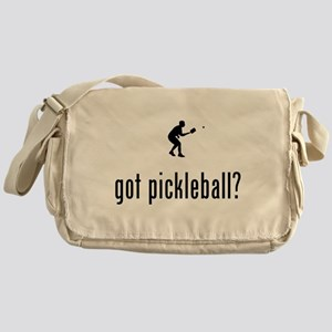 Pickleball Messenger Bag