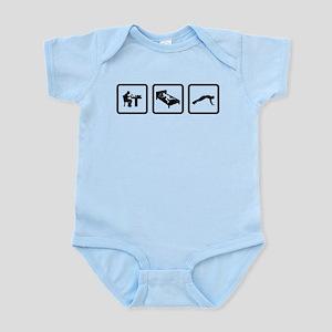 Push Up Infant Bodysuit