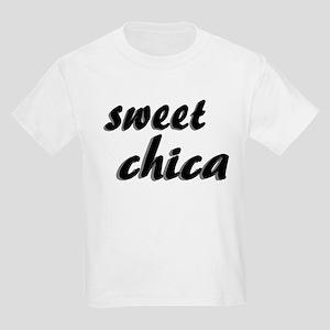 """""""sweet chica"""" Kids T-Shirt"""
