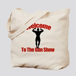 Gun Show Tote Bag