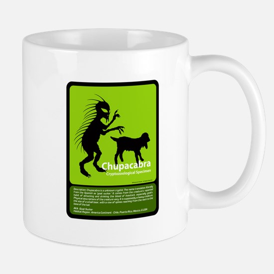 Chupacabra Mugs