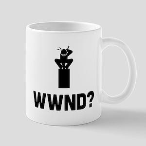 WWND? Mugs