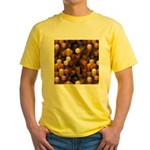 SteamCubism - Brass - Yellow T-Shirt