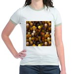 SteamCubism - Brass - Jr. Ringer T-Shirt