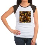 SteamCubism - Brass - Women's Cap Sleeve T-Shirt
