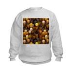 SteamCubism - Brass - Kids Sweatshirt