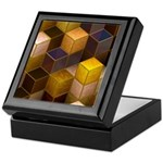 SteamCubism - Brass - Keepsake Box